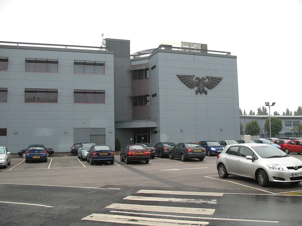 Games Workshop Ltd, Black LIbrary, Willow Road, Lenton, Nottingham 559677WW1