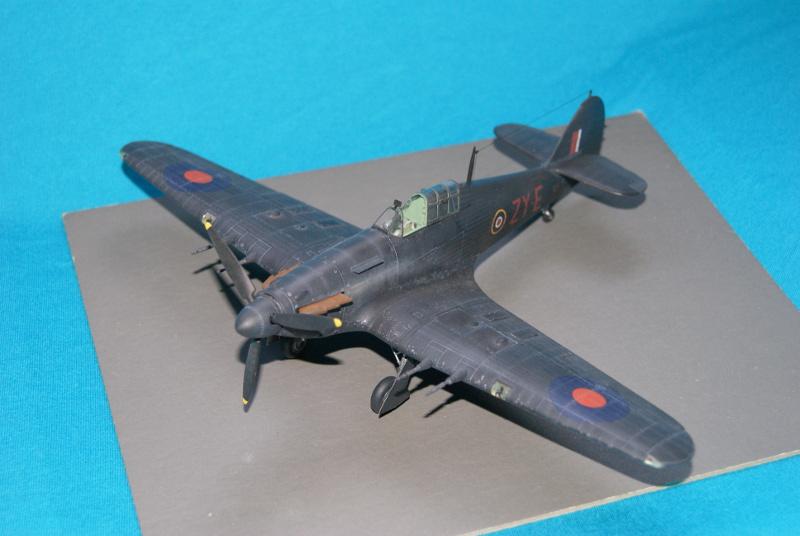 Hawker Hurricane IIC italeri 1/48 - Page 3 560055hurricane42