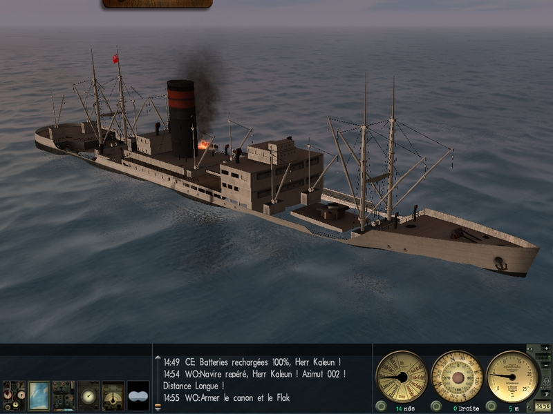 Silent Hunter III : rapports de patrouille. 560281Patr6