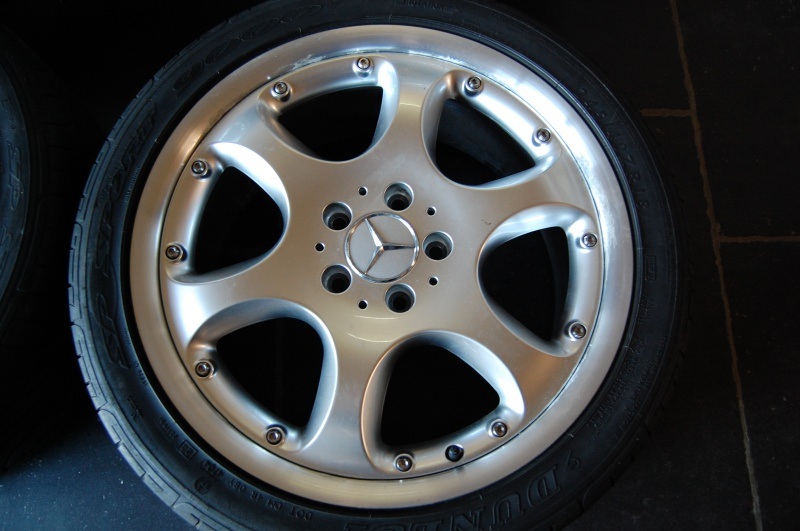 jantes Mercedes SL S 560357DSC8676