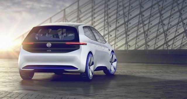 La première mondiale de l'I.D. lance le compte à rebours vers une nouvelle ère Volkswagen  560385volkswagenidconceptdesign0003