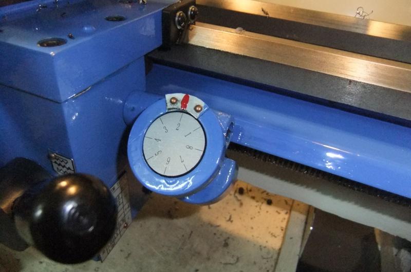 La mise en service de mon tour Acimex BL250D 560459DSCF8002