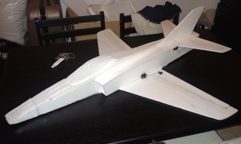 avion rc edf en depron 56105520150517215742