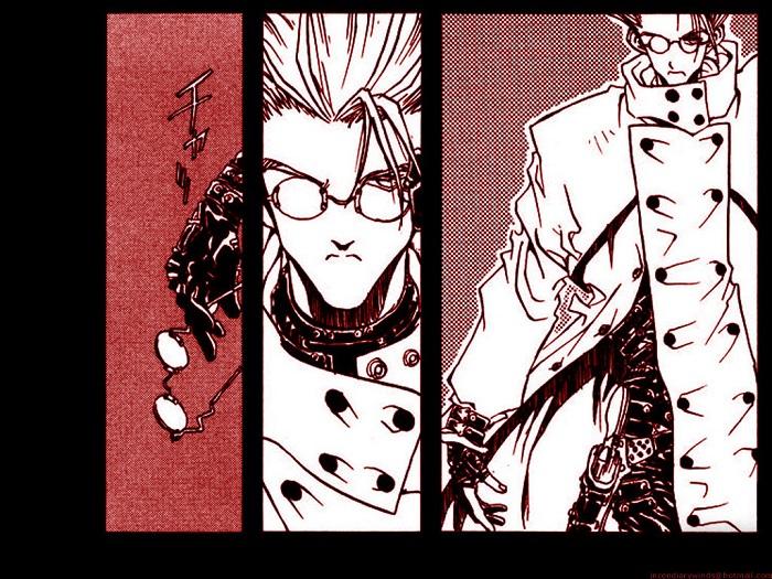~ Trigun, de Yasuhiro Nightow ~ 5612923vash