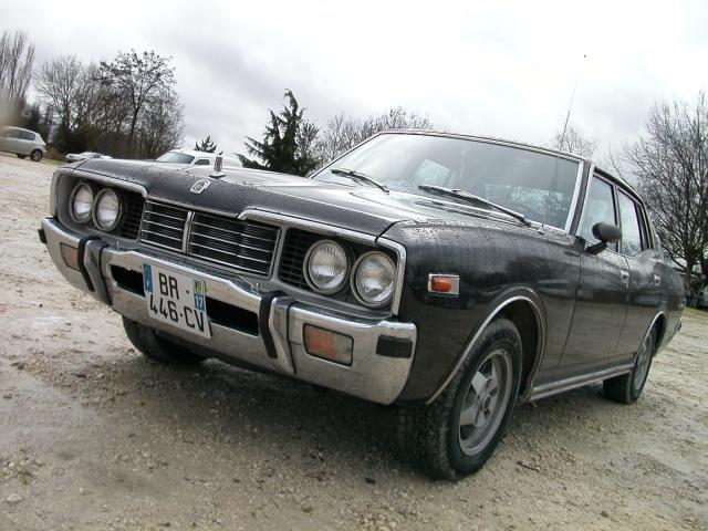 Ma Datsun 260c de 1977 - Page 5 561308DSCN7907