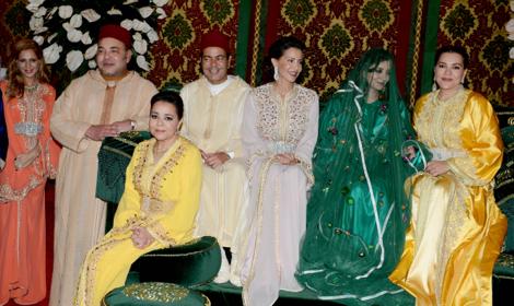 صور من زفاف الأمير مولاي رشيد 561865files2