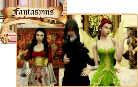 Bienvenue à Fantasyms 562168TitreRP