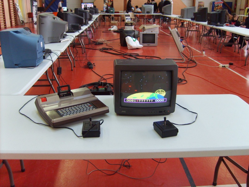 Salon Retro-Gaming dans le 91 ^-^ 562757S5006756