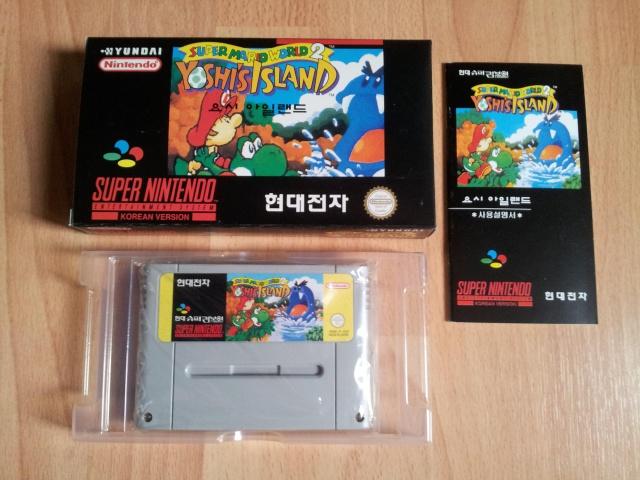 Prupru's Collection ! 100% Super Nintendo et 200% Super Comboy !! 563137SuperMarioWolrd2YoshisIsland