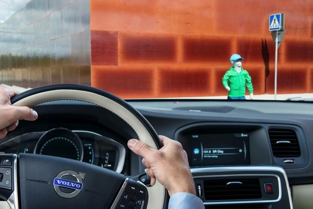 Bientôt un futur sans accident pour Volvo Cars grâce à l'ouverture du centre d'essais AstaZero 563808AstaZeroCityArea1