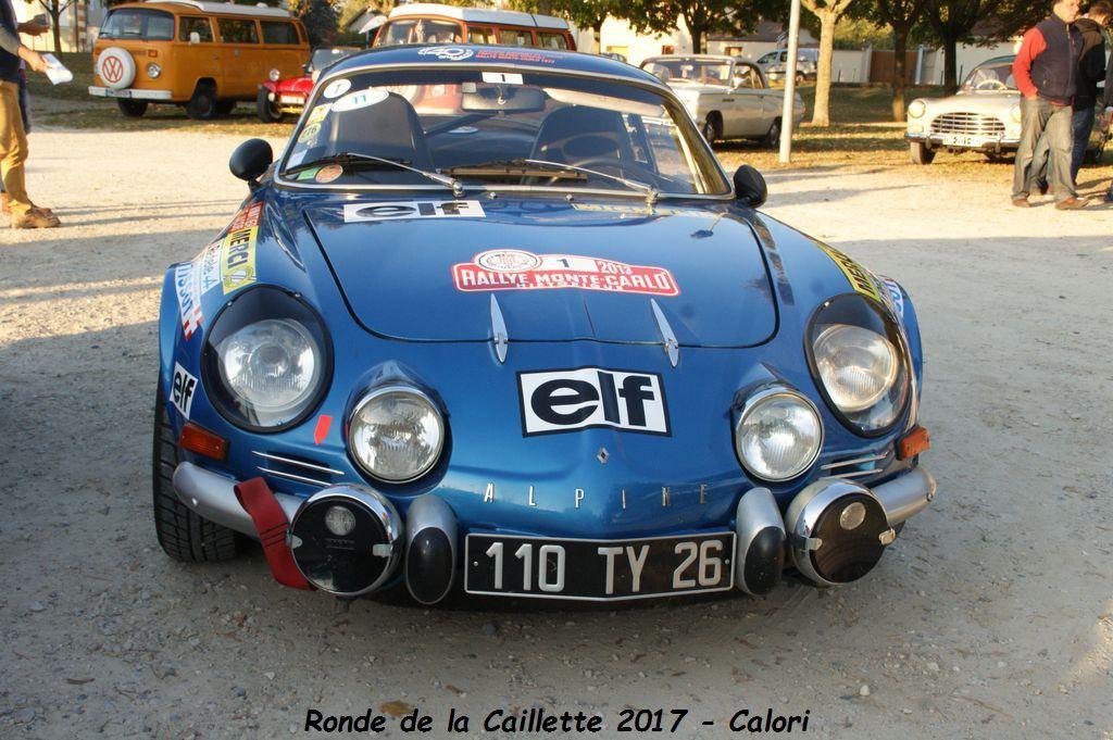 [26] 15/10/2017-  9ème Ronde de la Caillette Chabeuil - Page 2 564001DSC03630