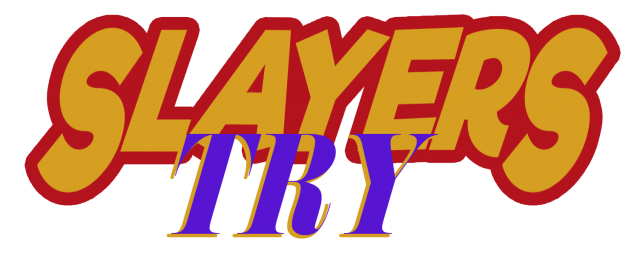 Reproduction des logos titres en caractères occidentaux 564222SlayersTry