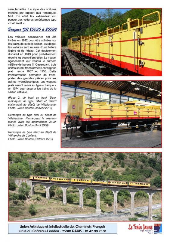 Plan et fiche documentaire remorque train jaune 564480tj11Page3