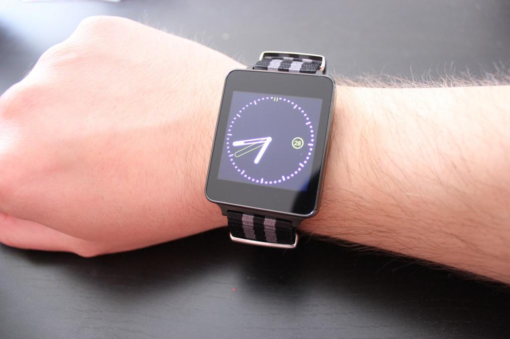 Présentation de ma LG G Watch 565296IMG9080