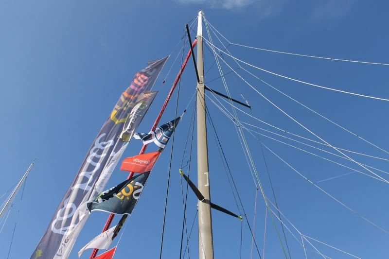 Visite du village et du ponton du Vendée Globe le 25/10/16 565527IMG4486
