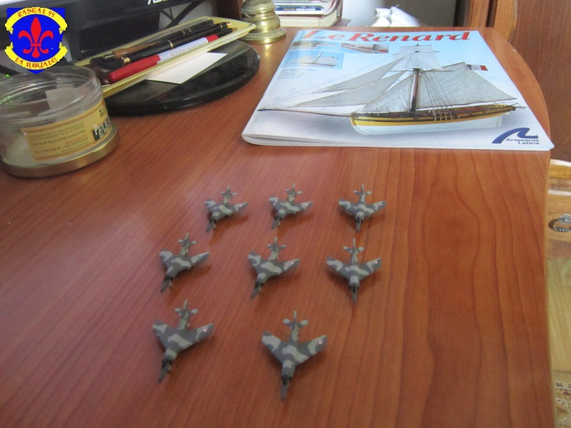 Porte avions Charles De Gaulle au 1/400 d'Heller  - Page 8 565629IMG30511