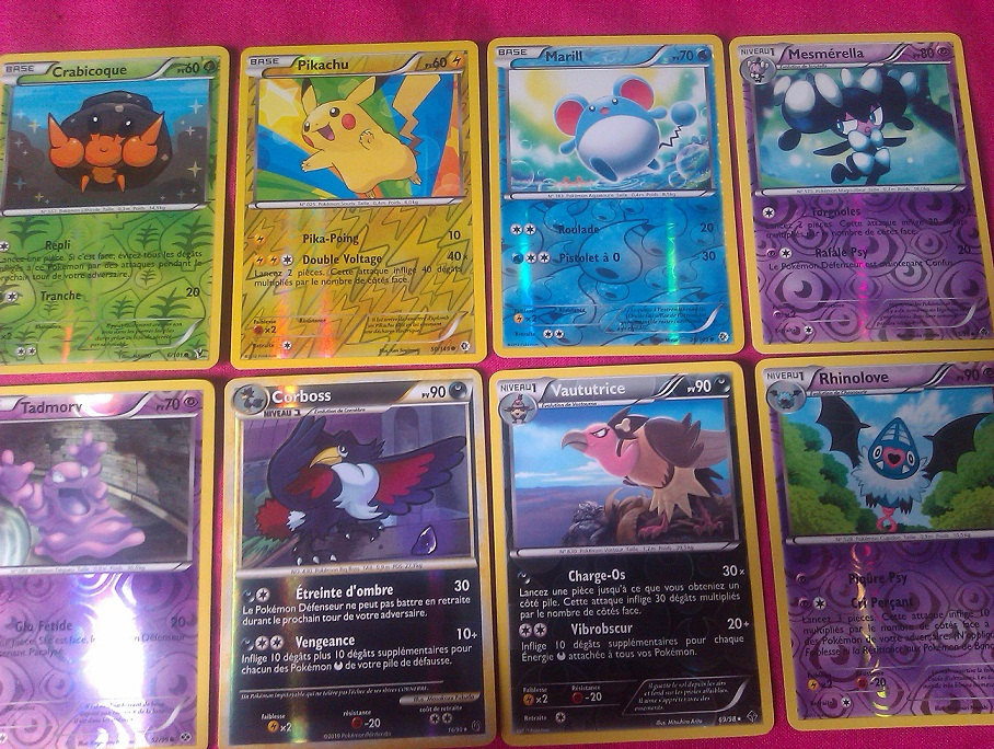 Cartes Pokémon (Boosters, Echanges...) 565739IMAG0953