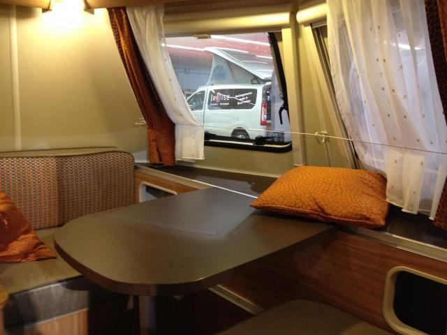 Salon des véhicules de loisir 2014 au Bourget (93), qui y va? - Page 2 565927IMG0494