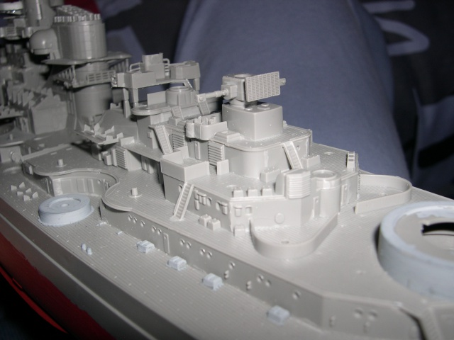 Bismarck 1/350 Revell 567210DSCN2220