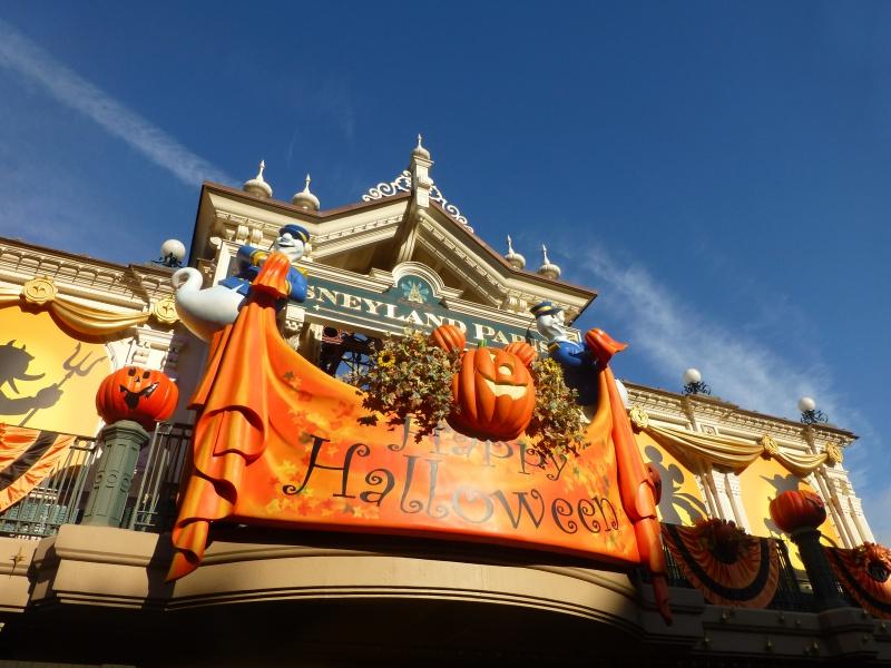 Trip Report d'une journée drôlement effrayante le 8 octobre pour Halloween et TR d'un séjour au Cheyenne les 19 et 20 novembre pour Noël :) 567457P1240001