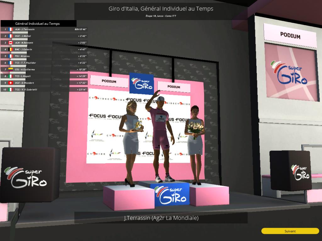 Giro - Tour d'Italie / Saison 2 567592PCM0047