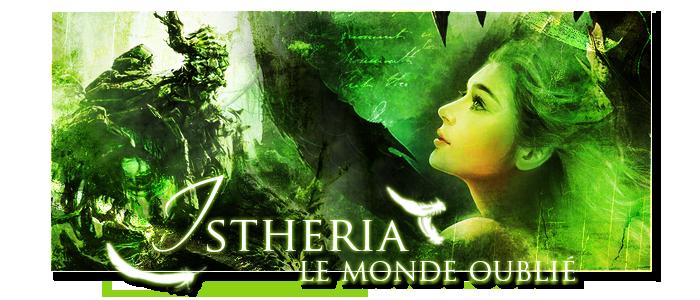 Istheria, le monde oublié  567653bannirepub