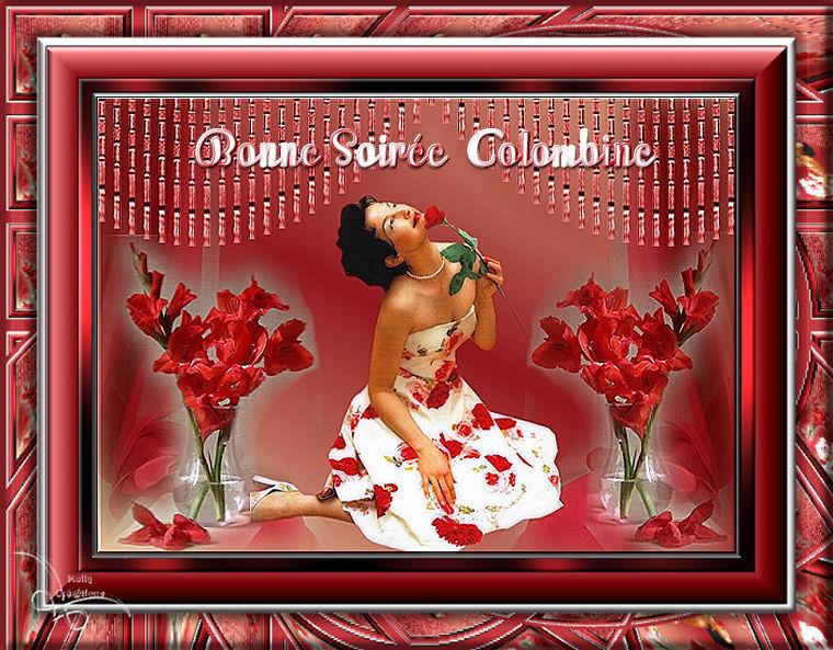 BONNE SOIREE DE VENDREDI 567868colombine481f949