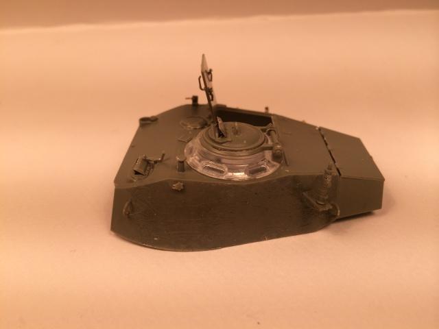 M24 Chaffee light tank, AFV Club 1/35 567967IMG35681