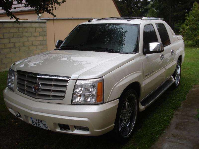 Cadillac Escalade EXT de 2005 567989DSC04258
