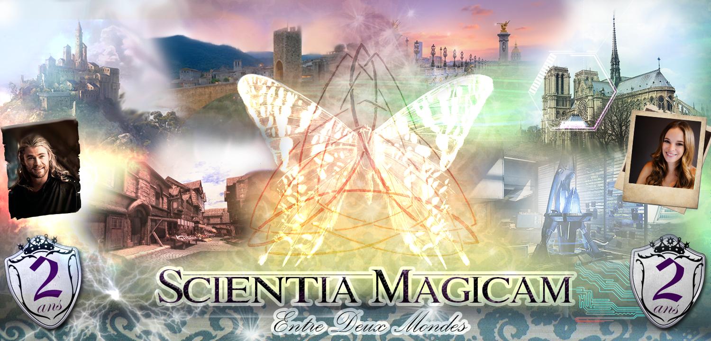 Scientia Magicam 568011HeaderScientiaMagicam