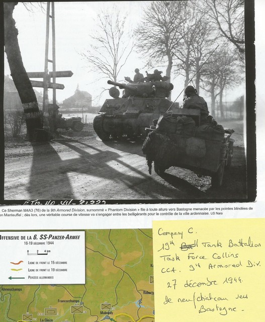 Ardennes 1944 - Terminé !!!!! - Page 2 568115Sherman46
