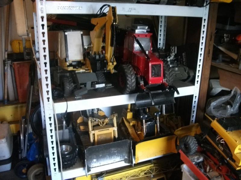 Mes modèles d'engins de TP électro hydrauliques 568278Xrion5000partirdeBruder076
