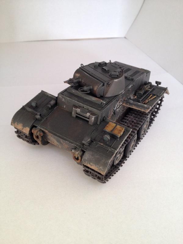 HOBBBY BOSS - Pz.Kpfw.I Ausf.F (Vk18.01)-Late 568403Panzer1fin2