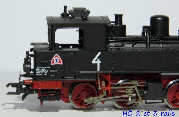 Les locomotives à vapeur articulées 568464Roco43285MalletBR98BBII3R