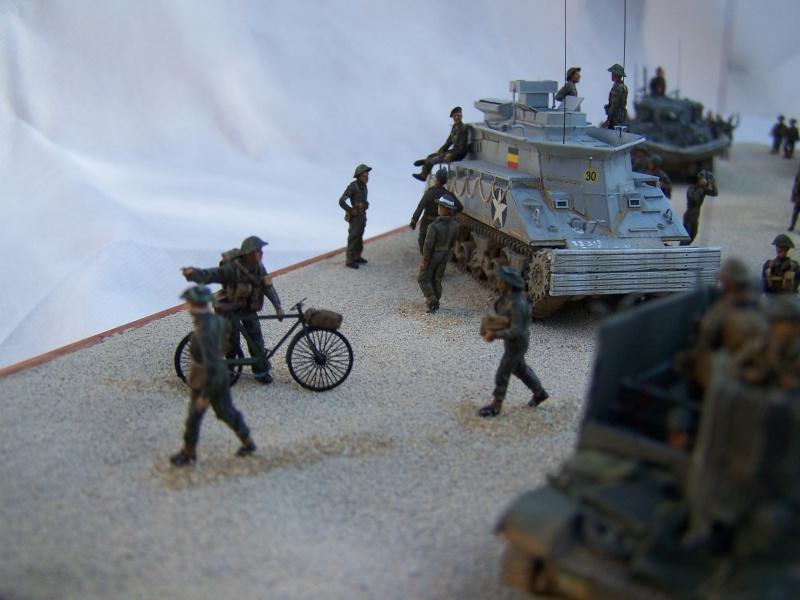 """Juno Beach"" 06.06.1944 Le Fort Garry Horse débarque... 5685391007495"