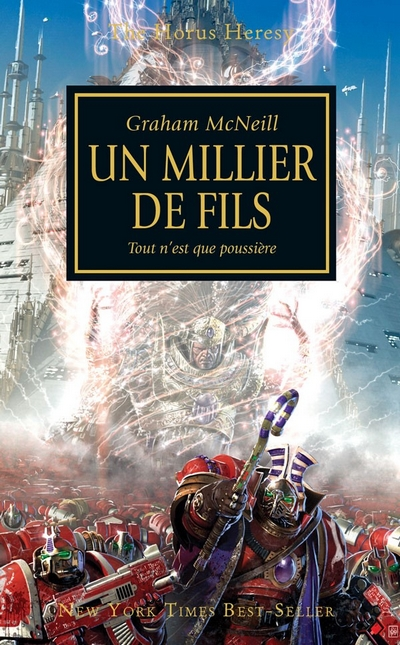 L'Hérésie d'Horus en français (Black Library France) 568739FRathousandsons