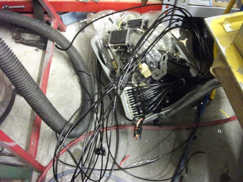 pelles électro hydrauliques LIEBHERR 964 B - Page 13 568772002