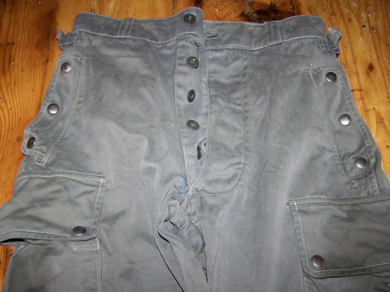 pantalon 47/56 kaki 5693601008216