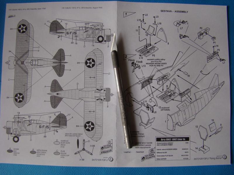 [Aéronavales 2014] [Special Hobby] Grumman F3F-3 TERMINE 569397DSC03045