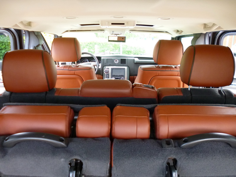 HUMMER H2 V8 6,2L Luxury 2008  (RUN) 569636P1040093