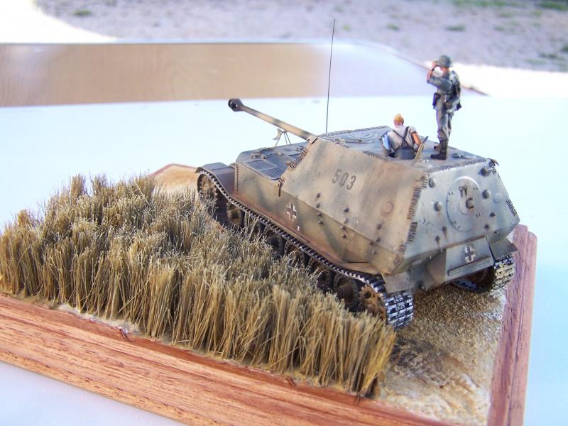 Sdkfz184 Ferdinand Koursk 1943 5707381005273