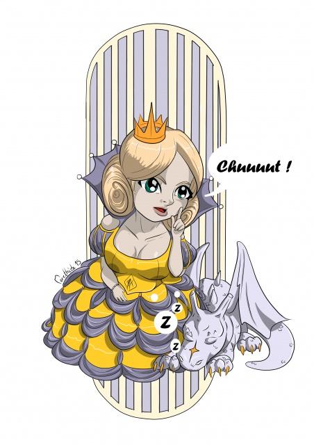 Votes - concours Avril - Chibi fan art - [2015] 571026chibireineAstaconcours
