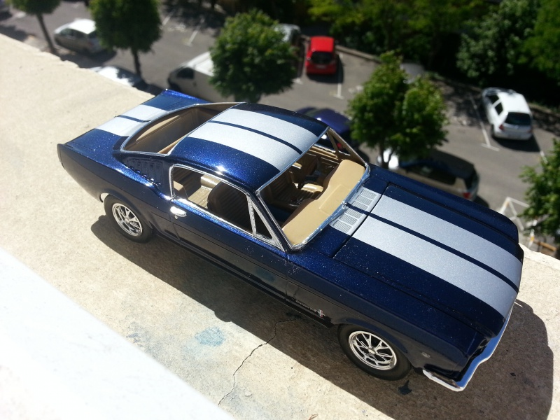 """Mustang Fastback""""65 Revell. - Page 2 57138320160520110042"""