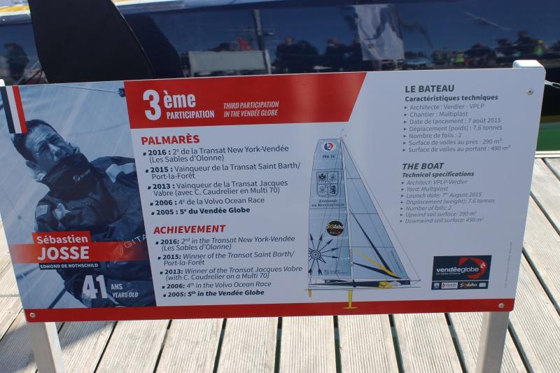 Visite du village et du ponton du Vendée Globe le 25/10/16 571454IMG4545