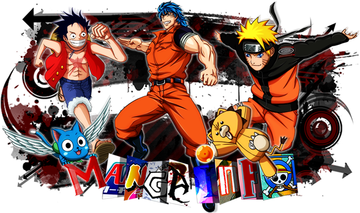Forum One Piece, Fairy Tail, Dragon Ball, Nanatsu no Tazai, Naruto...