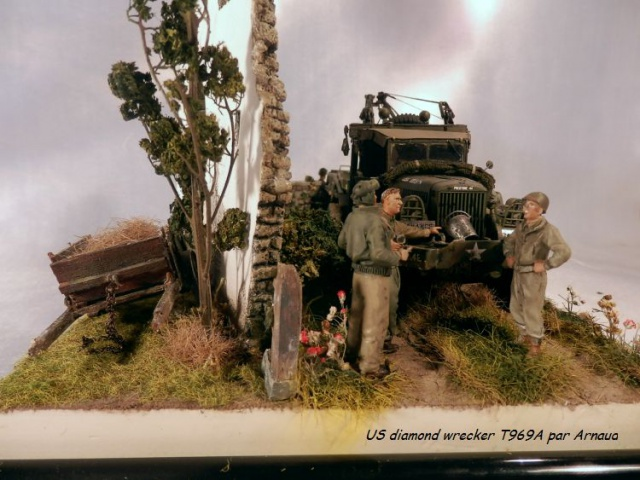 US Diamond T969A wrecker (Mirror Models 1/35) - Page 5 571545P2070134