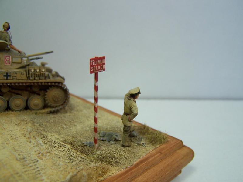 Panzer 2 aus F  Cyrénaique 1941 5722961005395