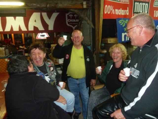 Blaireau Days 2014 :au centre de remise en forme de Vaux la secousse (52) 572649P1410838