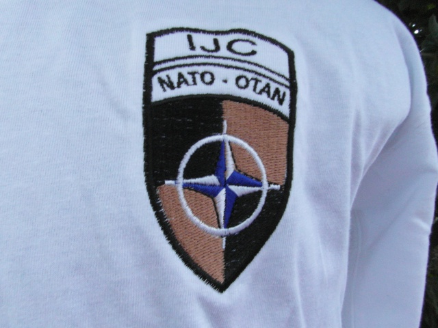 tee shirt ISAF joint command 572896SAM0895