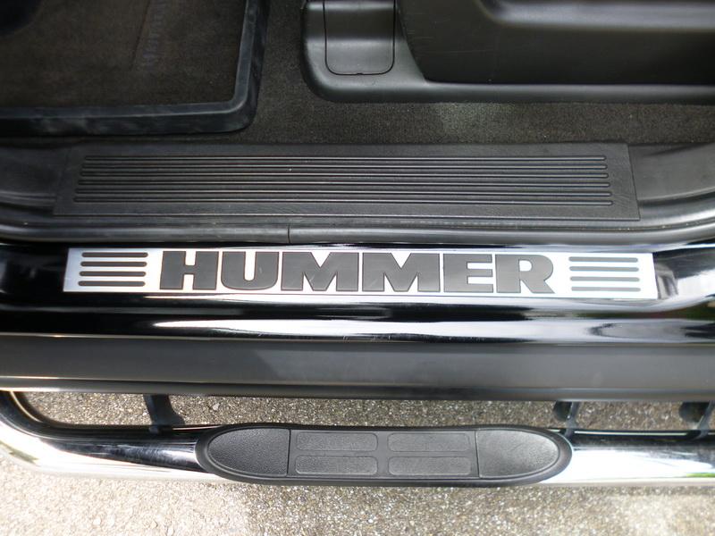 HUMMER H2 V8 6,2L Luxury 2008  (RUN) 572988P1040083